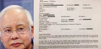 On Oct 12, 2018, an aide to Najib lodged a report at a police station in Sri Hartamas, seeking the police to reopen investigations into several high-profile murder cases.