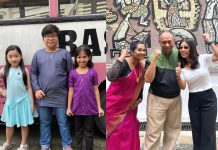 Different races in Malaysia: Kids and Adults - Malay, Chinese, Indian.